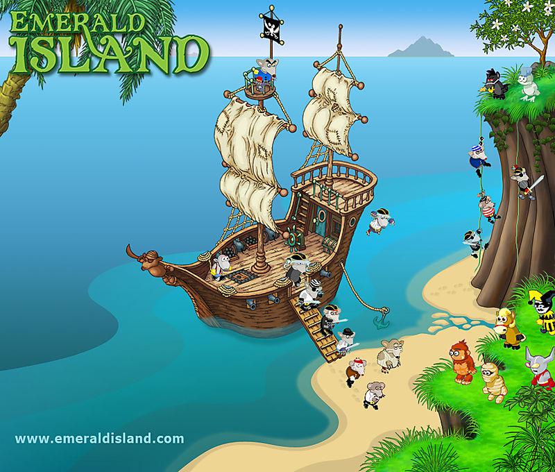 EmeraldIslandHomepage
