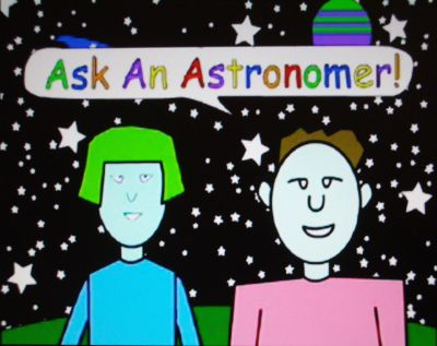 Ask-an-astronomer